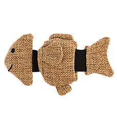 Jackson Galaxy® Marinater Sliding Fish Cat Toy - Catnip