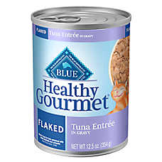 BLUE Healthy Gourmet® Flaked Cat Food - Natural, Tuna