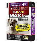 PetLock® Flea & Tick 21-55 Lbs Dog Treatment