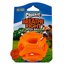 Chuckit!® Breathe Right Ball Dog Toy