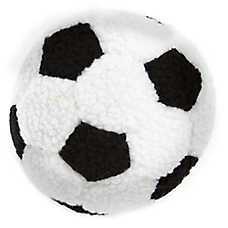 Top Paw® Sherpa Soccer Ball Dog Toy - Plush