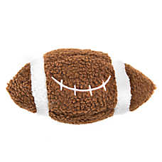 Top Paw® Sherpa Football Dog Toy - Plush
