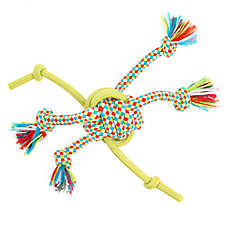 Top Paw® Dino Rope Tug Dog Toy