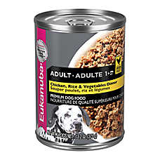 Eukanuba® Adult Dog Food - Chicken, Rice & Vegetable Dinner
