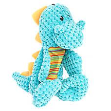 Top Paw® Flattie Dino T-Rex Dog Toy - Squeaker