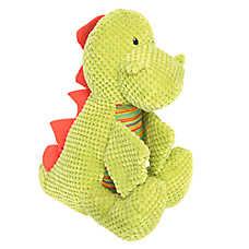 Top Paw® Dino T-Rex Dog Toy - Plush, Squeaker