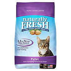 BLUE Naturally Fresh® Pellet Cat Litter - Natural, Non-Clumping