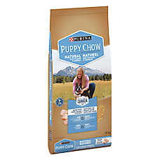 Purina® Puppy Chow Puppy Food - Natural, Chicken