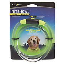 Nite Ize NiteHowl LED Safety Dog Necklace