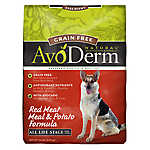 AvoDerm® Natural Dog Food - Grain Free, Red Meat Meal & Potato