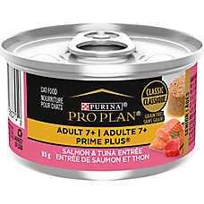 Purina® Pro Plan® Prime Plus Adult 7+ Cat Food - Salmon & Tuna