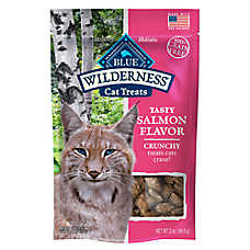 BLUE Wilderness® Cat Treat - Salmon