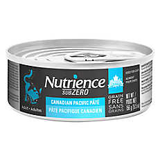 Nutrience® SubZero Adult Cat Food - Natural, Grain Free, Canadian Pacific Pate