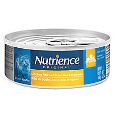Nutrience® Original Adult Cat Food - Natural, Chicken
