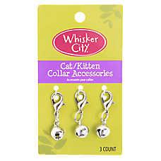 Whisker City® Cat Collar Bells
