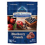BLUE Earth's Essentials Dog Treat - Natural, Blueberry Crunch
