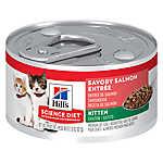 Hill's® Science Diet® Kitten Food - Savory Salmon