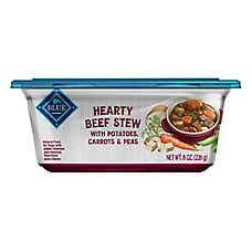 BLUE Hearty Beef Stew Dog Food - Natural