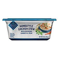 BLUE Homestyle Chicken Stew Dog Food - Natural