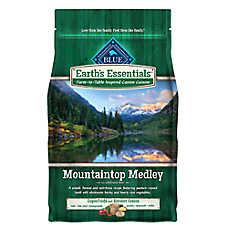 BLUE Earth's Essentials Mountaintop Medley Dog Food - Natural, Lamb & Barley
