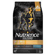Nutrience® SubZero Large Breed Dog Food - Grain Free, Frasier Valley