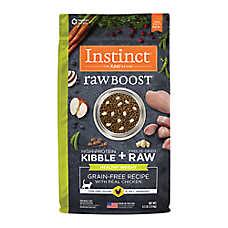 Nature's Variety® Instinct® RawBoost Healthy Weight Cat Food - Grain Free, Freeze Dried Raw, Chicken