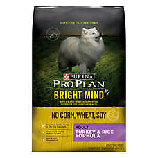 Pro Plan® Bright Mind™ Adult Dog Food - Turkey & Rice