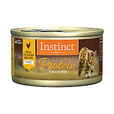 Nature's Variety® Instinct® Ultimate Protein Cat Food - Natural, Grain Free, Chicken