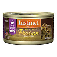 Nature's Variety® Instinct® Ultimate Protein Cat Food - Natural, Grain Free, Rabbit