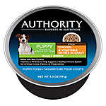 Authority® Small Breed Puppy Food - Chicken & Vegetable Stew