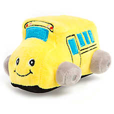 Top Paw® back to School Bus Dog Toy - Plush