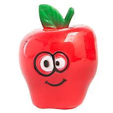Top Paw® Bck to School Apple - Squeaker