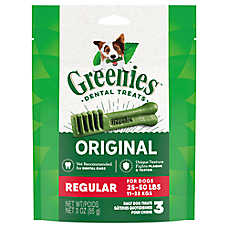GREENIES® Regular Dental Dog Treat