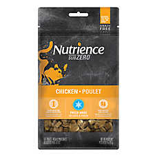 Nutrience® SubZero Single Protein Cat Treat - Natural, Grain Free, Freeze Dried, Chicken