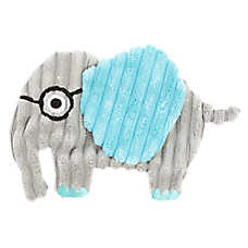 Top Paw® Flattie Profile Elephant Dog Toy