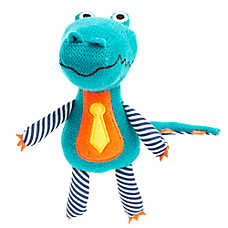 Top Paw® Alligator Dog Toy - Plush