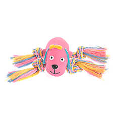 Top Paw® Dog with Rope Dog Toy