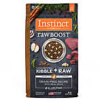 Nature's Variety® Instinct® Raw Boost Dog Food - Natural, Grain Free, Freeze Dried Raw