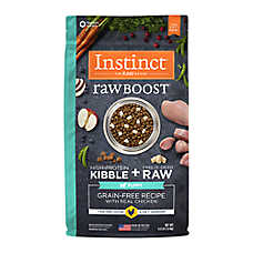 Nature's Variety® Instinct® Raw Boost Puppy Food - Natural, Grain Free, Freeze Dried Raw, Chicken