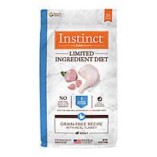 Nature's Variety® Instinct® Limited Ingredient Diet Small Breed Dog Food - Grain Free, Turkey