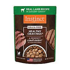 Nature's Variety® Instinct® Healthy Cravings Dog Food Topper - Natural, Grain Free, Lamb