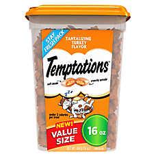 WHISKAS® TEMPTATIONS® Cat Treat - Tantalizing Turkey