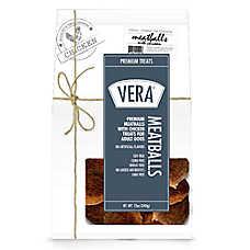 Vera Premium Meatballs Adult Dog Treat -  Non-GMO, Chicken