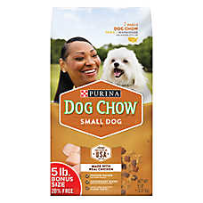 Purina® Dog Chow® Small Dog Food - Chicken