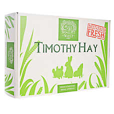 Small Pet Select Second Cutting Timothy Hay