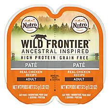 NUTRO™ Wild Frontier Adult Cat Food - Natural, Grain Free, Chicken