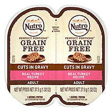 NUTRO™ PERFECT PORTIONS™ Adult Cat Food - Turkey