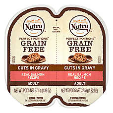 NUTRO™ PERFECT PORTIONS™ Adult Cat Food - Salmon