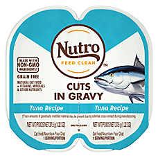 NUTRO™ PERFECT PORTIONS™ Adult Cat Food - Tuna
