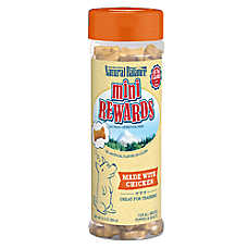 Natural Balance Mini Rewards Dog Treat - Natural
